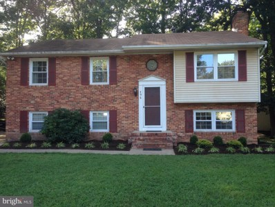 496 Eastwood Court, Severna Park, MD 21146 - #: MDAA373732