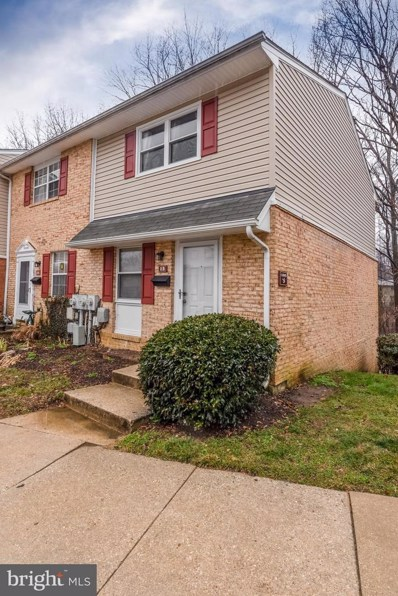 11-B  Heritage Court, Annapolis, MD 21401 - #: MDAA373748