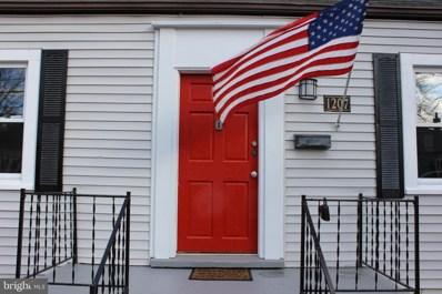 1207 McKinley Street, Annapolis, MD 21403 - #: MDAA373818