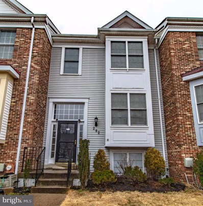 282 Saint Michaels Circle, Odenton, MD 21113 - #: MDAA373820