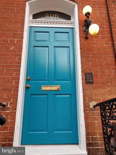 206 Prince George Street, Annapolis, MD 21401 - #: MDAA373944