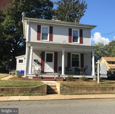422 State Street, Annapolis, MD 21403 - #: MDAA374260