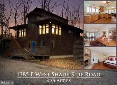 1385 E West Shady Side Road, Shady Side, MD 20764 - #: MDAA374742