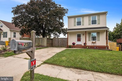 25 Chalmers Avenue, Glen Burnie, MD 21061 - #: MDAA374900