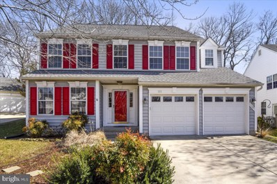 112 Clairedge Court, Severna Park, MD 21146 - #: MDAA374972