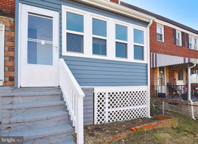 311 Arden Road W, Baltimore, MD 21225 - #: MDAA375332