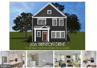 206 Trenton Drive, Friendship, MD 20758 - #: MDAA375440