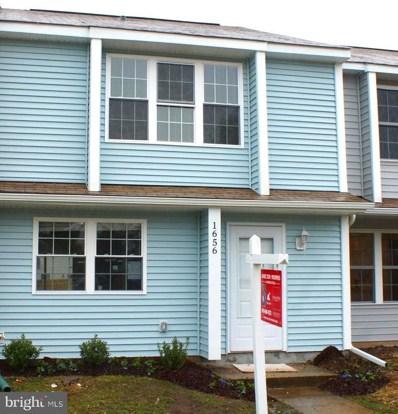 1656 Woodtree Court E, Annapolis, MD 21409 - MLS#: MDAA375526