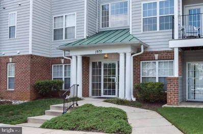 1970 Scotts Crossing Way UNIT 202, Annapolis, MD 21401 - #: MDAA375638