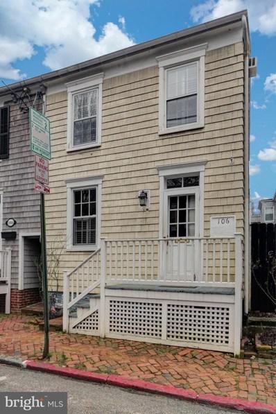 106 Charles Street, Annapolis, MD 21401 - #: MDAA375650