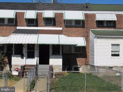 308 Old Riverside Road, Baltimore, MD 21225 - #: MDAA376114