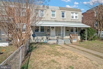 224 W Edgevale Road, Baltimore, MD 21225 - #: MDAA376402