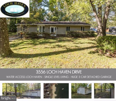 3556 Loch Haven Drive, Edgewater, MD 21037 - MLS#: MDAA376454
