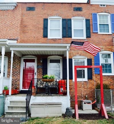 5307 Patrick Henry Drive, Baltimore, MD 21225 - #: MDAA376642