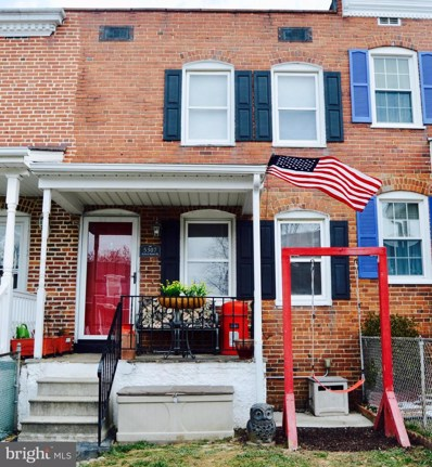 5307 Patrick Henry Drive, Baltimore, MD 21225 - MLS#: MDAA376642
