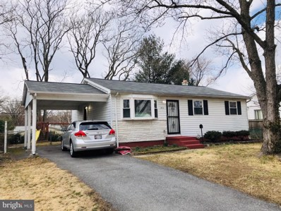316 Marganza S, Laurel, MD 20724 - #: MDAA376644