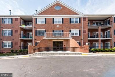 803 Coxswain Way UNIT 104, Annapolis, MD 21401 - #: MDAA377212
