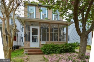 20 Woodlawn Avenue, Annapolis, MD 21401 - #: MDAA377448