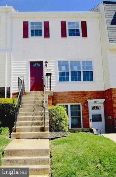 1705 E Bancroft Lane, Crofton, MD 21114 - MLS#: MDAA377520