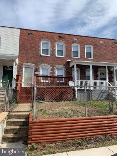 5329 Patrick Henry Drive, Baltimore, MD 21225 - MLS#: MDAA377660