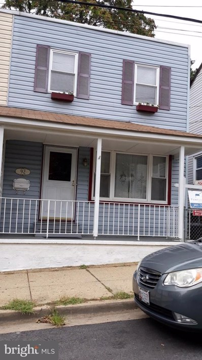 92 Clay Street, Annapolis, MD 21401 - MLS#: MDAA377810