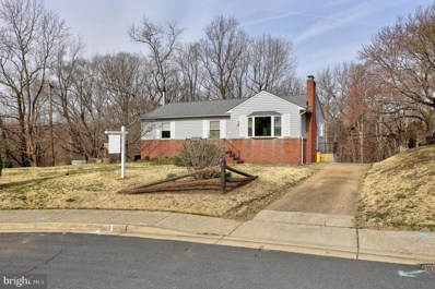 410 Catherine Avenue, Linthicum, MD 21090 - #: MDAA378022