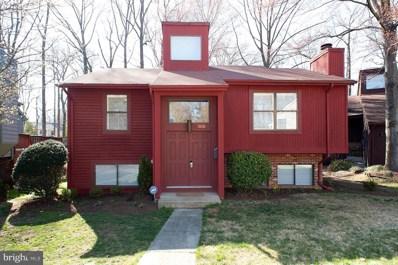 1818 Glade Court, Annapolis, MD 21403 - #: MDAA378268