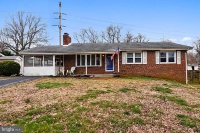 1607 Cedar Park Road, Annapolis, MD 21401 - #: MDAA378290