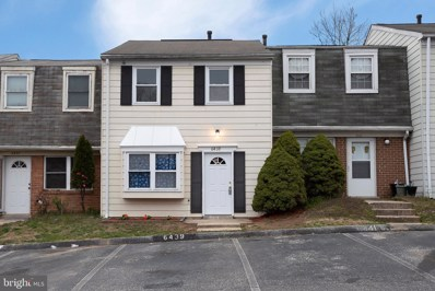 6439 Lamplighter Ridge, Glen Burnie, MD 21061 - #: MDAA393788