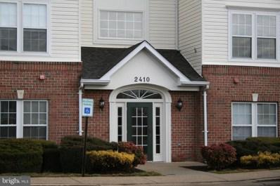 2410 Chestnut Terrace Court UNIT 301, Odenton, MD 21113 - #: MDAA394152