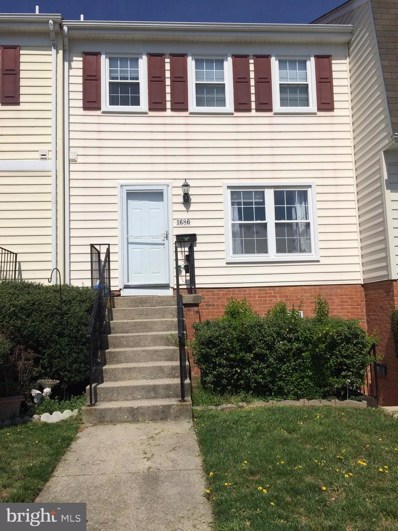 1686 Ridgely Court UNIT #173, Crofton, MD 21114 - #: MDAA394180