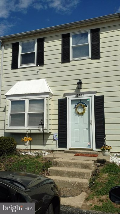 6463 Colonial Knolls, Glen Burnie, MD 21061 - #: MDAA394314
