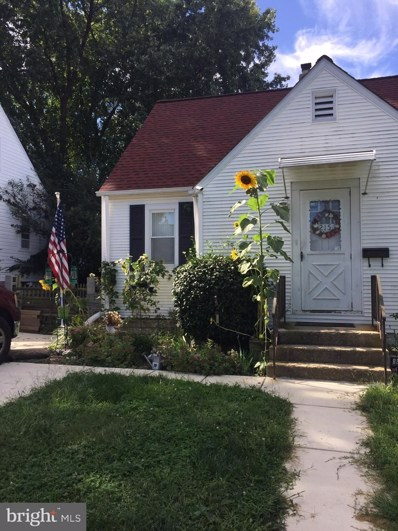 215 W Hilltop Road, Brooklyn Park, MD 21225 - #: MDAA394464