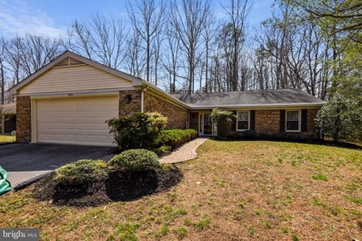 883 Clubhouse Village View, Annapolis, MD 21401 - #: MDAA394632