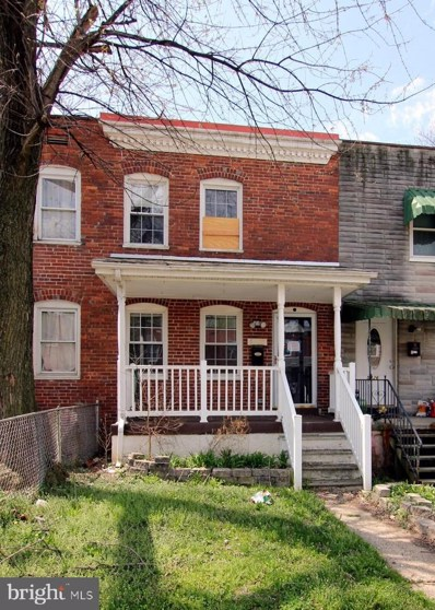 5328 Wasena Avenue, Baltimore, MD 21225 - #: MDAA394806