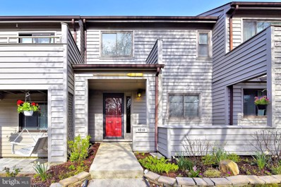 1010 Cedar Ridge Court, Annapolis, MD 21403 - MLS#: MDAA395102
