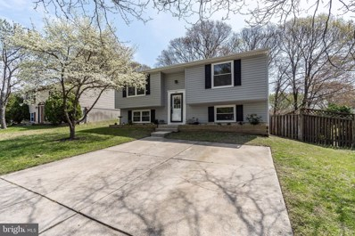2911 Bristol Channel Court, Pasadena, MD 21122 - MLS#: MDAA395818