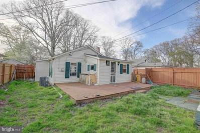 4717 Frederick Avenue, Shady Side, MD 20764 - #: MDAA395874
