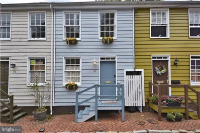 35 Pinkney Street, Annapolis, MD 21401 - #: MDAA395990