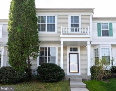 223 Miles River Court, Odenton, MD 21113 - #: MDAA396032