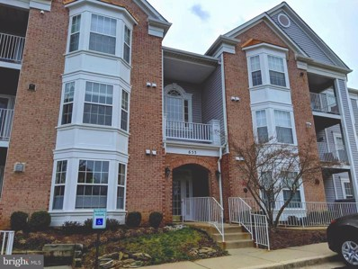 653 Burtons Cove Way UNIT 11, Annapolis, MD 21401 - #: MDAA396140
