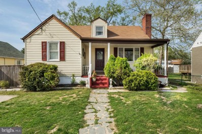 418 Cresswell Road, Baltimore, MD 21225 - #: MDAA396698