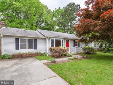 41 Claiborne Road, Edgewater, MD 21037 - MLS#: MDAA397174