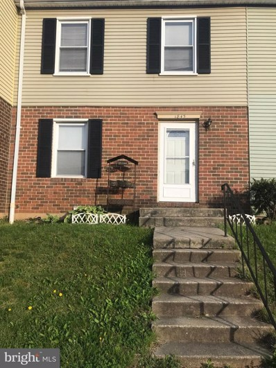 1845 Eagle Court, Severn, MD 21144 - #: MDAA397324