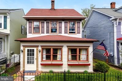 7 Hill Street, Annapolis, MD 21401 - #: MDAA397506