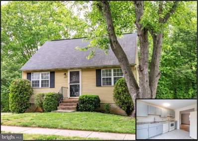 1506 Hickory Wood Drive, Annapolis, MD 21409 - #: MDAA397784