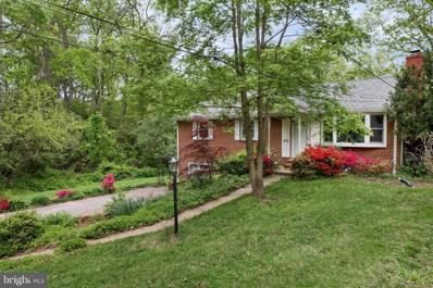 972 Woodland Circle, Annapolis, MD 21409 - #: MDAA398100