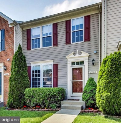2808 Settlers View Drive, Odenton, MD 21113 - #: MDAA398336