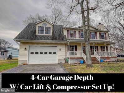 4911 Lerch Drive, Shady Side, MD 20764 - #: MDAA398412