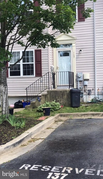 137 Brightwater Drive, Annapolis, MD 21401 - #: MDAA398564